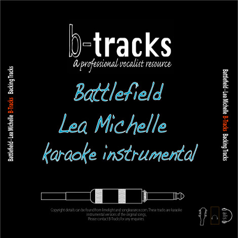 Custom karaoke instrumental backing tracks for popular